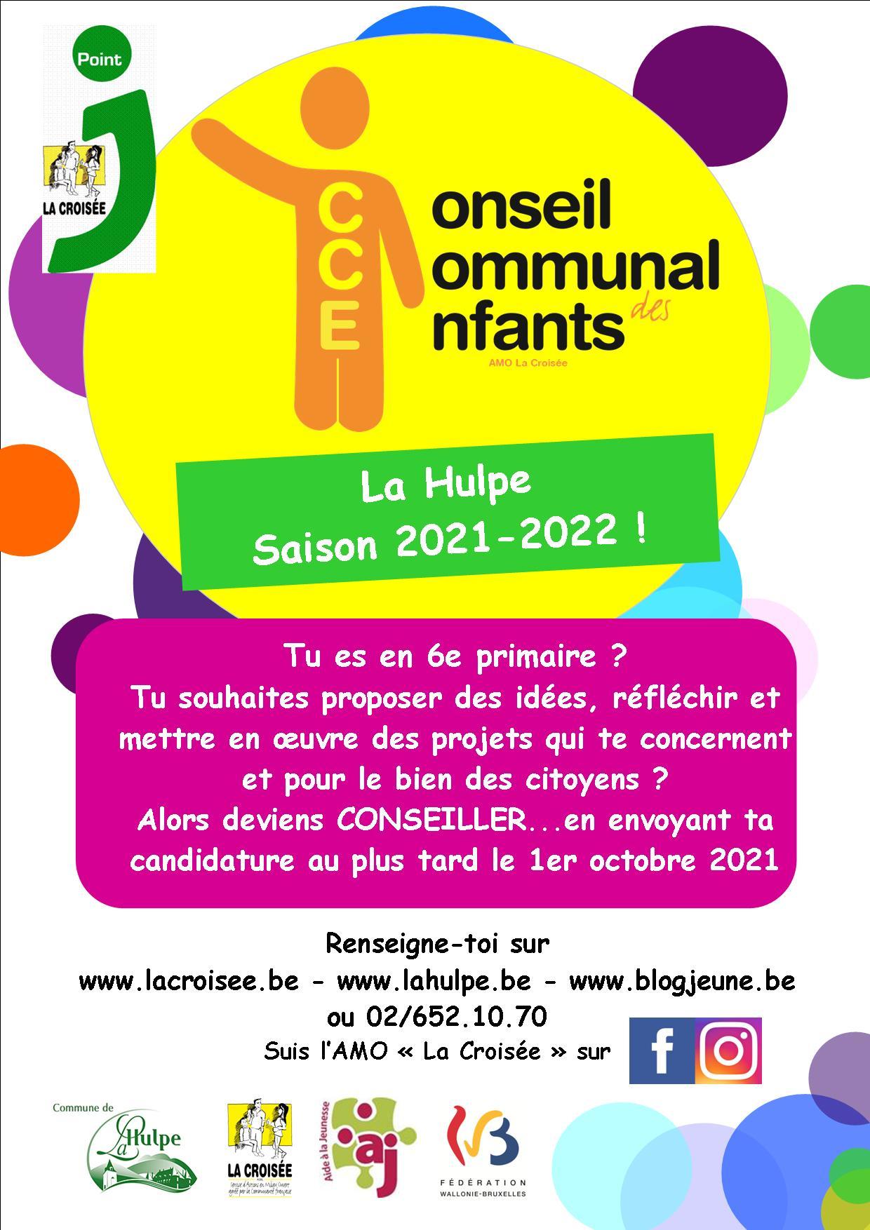 Inscription pour la nouvelle saison CCE 2021-2022 La Hulpe !